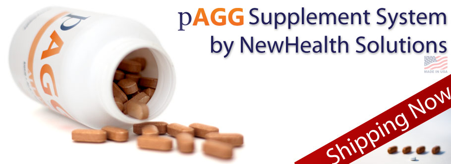 Shipping pAGG Supplements since Feb 2011