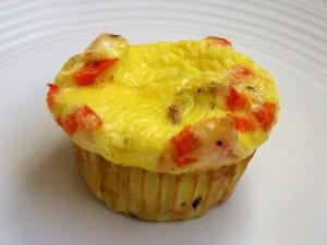 Omlette Muffin